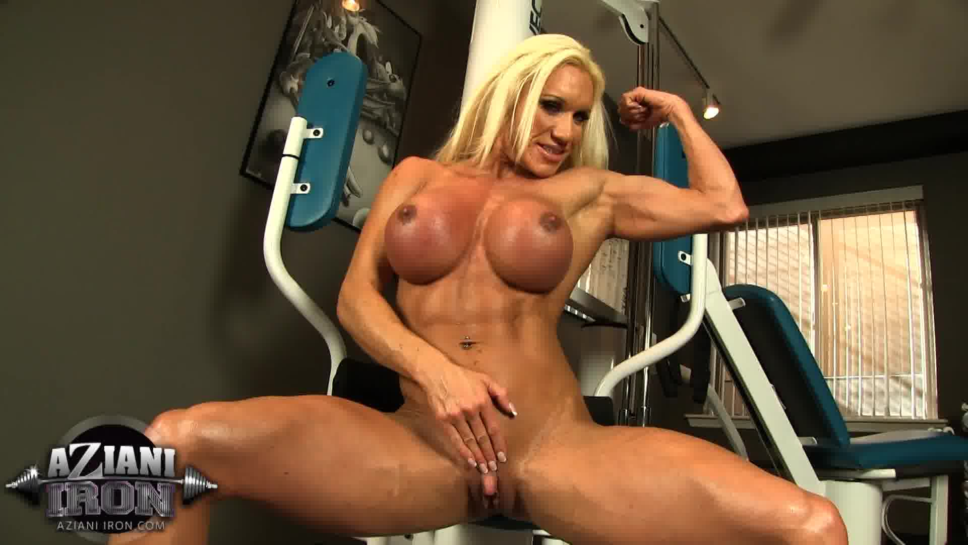female bodybuilding clitoris