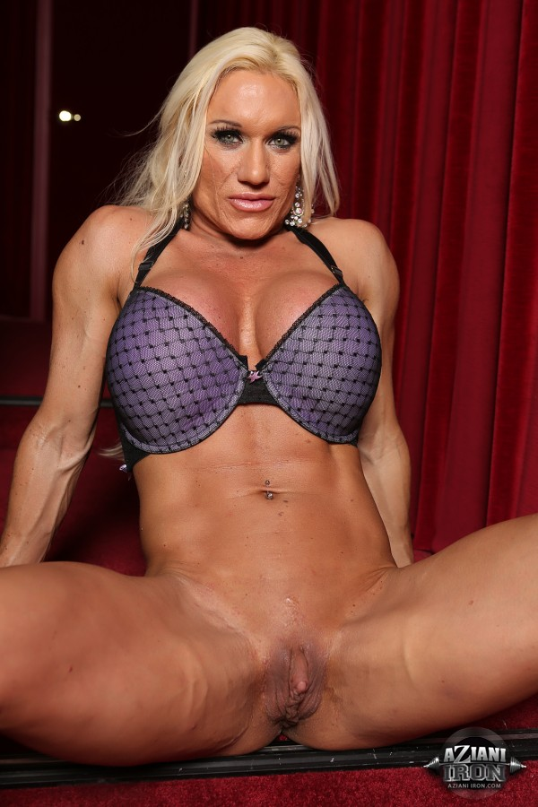 image Ashlee big clit blonde milf