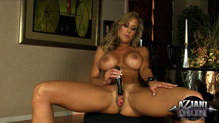 Milf Brandi Love Drilled